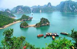 Tốp 10 điểm đến hấp dẫn du khách ở Việt Nam