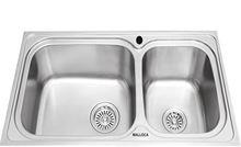 Chậu rửa bát Malloca MS 2025
