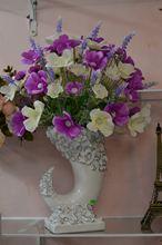 Bình hoa cúc bướm cổ điển - BHT284
