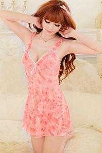 Váy Quà Tặng Đám Cưới Hồng 0534