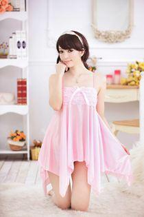 Váy Nàng Tiên Cá Hồng 0365