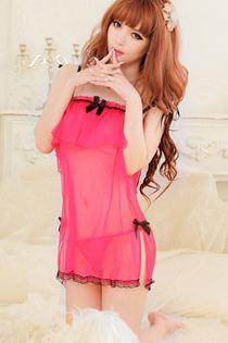 Váy Ngủ Đẹp Giá Rẻ 0592 Cánh Sen