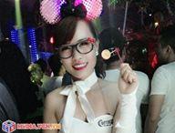 Promotion Girl: 13 Ngọc Ánh