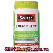 Giải độc gan Swisse Ultiboost Liver Detox