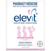 Elevit with Iodine 100 viên