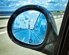 Gương chiếu hậu mới trường nhìn mở rộng đến 45 độ
