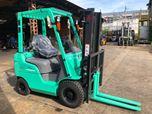 Xe nâng xăng 1 tấn Mitsu - 2018 gần như mới