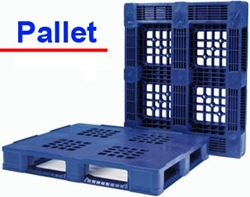 Pallet - Pallet nhựa - Pallet nhựa mới giá từ 298,000đ