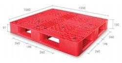 Pallet nhựa PL08LK 1200 x 1000 x 145mm
