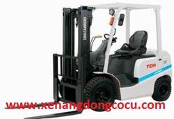 xe nâng dầu Hiệu TCM- NHẬT BẢN tải trọng 2.5 tấn