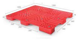 Pallet nhựa PL03-LS 1200 x 1000 x 78mm