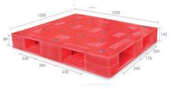 Pallet nhựa PL01-HG 1200 x 1000 x 145mm