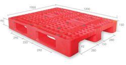 Pallet nhựa PL10LK 1200 x 1000 x 150mm