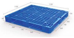 Pallet nhựa PL15LK 1100 x 1100 x 125mm