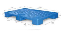 Pallet nhựa PL04-LS 1000 x 600 x 100mm