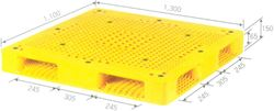 Pallet nhựa nhập khẩu AT4 130.110 1300*1100*150mm