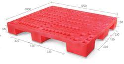 Pallet nhựa PL01-LS 1200 x 1000 x 150mm