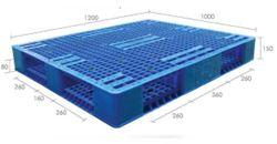 Pallet nhựa PL18LK 1200 x 1000 x 150mm