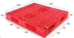 Pallet nhựa PL12LK 1200 x 1000 x 150mm