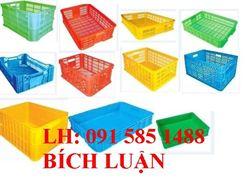 Thùng nhựa đặc VN03-HK, thùng nhựa đặc model VN03-HK giá rẽ
