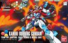 Kamiki Burning Gundam (HGBF)
