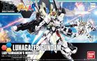 Luna Gazer Gundam (HGBF)