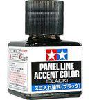 Panel line accent color ( black) TAMIYA kẻ nước dành cho gundam