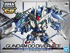 SD Gundam Cross Silhouette Gundam 00 Diver Ace (SD)