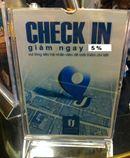 Check in giảm giá 5% tại ferrari gundam shop