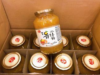 Chanh Mật Ong Hàn Quốc 1kg