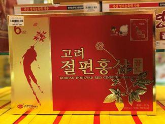 Sâm Lát Tẩm Mật Ong Hàn Quốc (KGS) 200gam