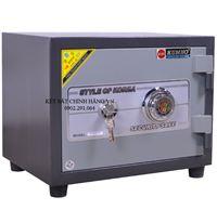 Két sắt kumho KHC410 khóa cơ chống cháy