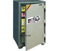 két sắt chống cháy EPOCH safe C200 khóa cơ đổi mã