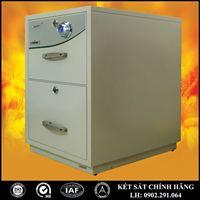 Tủ sắt chống cháy 2 ngăn