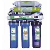 Máy lọc nước Kangaroo 7 lõi không vỏ tủ KG104A (dòng A - hút sâu)
