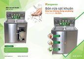 Bồn rửa tay sát khuẩn KG-CV19