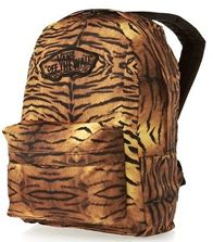 VANS OFF THE WALL REALM TIGER SKATE MENS WOMENS BACKPACK TRAVEL BAG