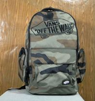 SHOPSTYLE ! VANS OFF THE WALL MENS WOMENS UNDERHILL CAMO BACKPACK LAPTOP PAD