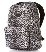 SHOPSTYLE ! VANS OFF THE WALL DEANA CHEETAH GRAY MENS WOMENS BACKPACK TRAVEL BAG