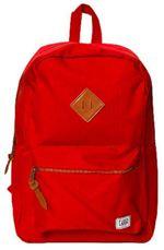 The Put in Work CARGO VANS OLD SKOOL MENS WOMENS RED BACKPACK TRAVEL BAG