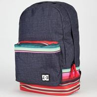 DC SHOES Viceroy BACKPACK MENS WOMENS TRAVEL BAG LAPTOP CARRY