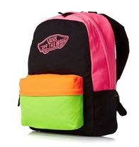 NEW VANS OFF THE WALL REALM ll BACKPACK TRAVEL BAG LAP TOP CARRY BOOKS GYM BAG