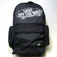 SHOPSTYLE ! ! VANS OFF THE WALL MENS WOMENS UNDERHILL CHARCOAL BACKPACK LAPTOP