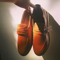 NEW SHOES BROWN LP0190
