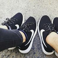 NIK ROSHE BLACK-WHITE LP1108