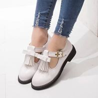 TASSEL OXFORD WHITE LP5002