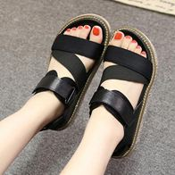 STRAPPY SANDALS BLACK LP5004