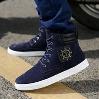 WHEEL BOOTS DARK BLUE LP2000