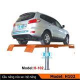Cầu nâng 1 trụ rửa xe H-102