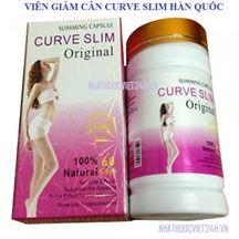 Thuốc giảm cân Curve Slim Original